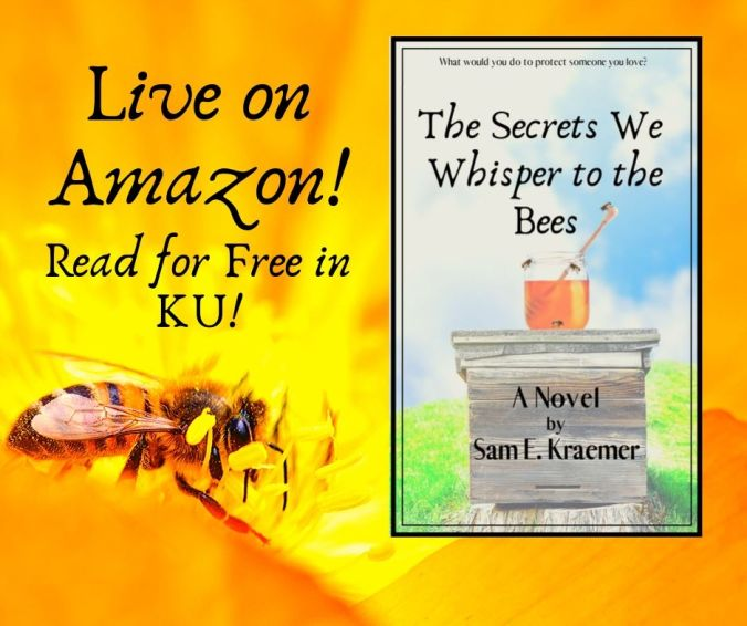 Live Bees!